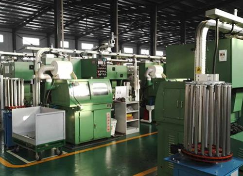 扬州轴承生产连线